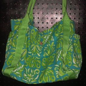 NWOT Lilly Pulitzer Large Bag